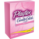 Save $1.00  On your purchase of any one (1) box of Playtex® Gentle Glide® tampons 18 count or larger