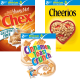 SAVE $1.00 ON THREE when you buy any THREE BOXES General Mills cereals: Basic 4® • Cheerios® (any) • Chex® (any) • Cinnamon Toast Crunch® • Frosted Toast Crunch™ • Cocoa Puffs® (any) • Cookie Crisp® (any)...