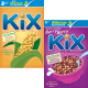 SAVE 75¢ when you buy any ONE BOX Kix® cereal listed: Kix® • Berry Berry Kix® • Honey Kix®