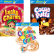 SAVE $1.00 ON TWO when you buy any TWO BOXES General Mills cereals listed: Boo Berry® • Cinnamon Toast Crunch® • Cocoa Puffs® (any) • Cookie Crisp® (any) • Count Chocula®...