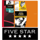 Save $2.00  off any Five Star® Binder including Five Star Flex® Hybrid NoteBinder®