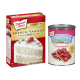 Save $1.00 off any one (1) Duncan Hines® Comstock® or Wilderness® Pie Filling & Topping when you buy any one (1) Duncan Hines® Classic or Signature Cake Mix