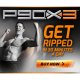 GET RIPPED-30 MIN A DAY! You Don't Get Off Easy with X3, You Just Get Finished Faster!