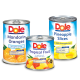 Save $1.00on any (3) DOLE� Canned Fruit