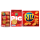 Save $1.00off any TWO (2) packages of RITZ Crackers (6 oz. or larger)