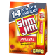 Save 75�on any ONE (1) Slim Jim<sup>�</sup> 14-ct or 26-ct Smoked Snack Sticks