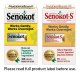 SAVE $2.00 On any Senokot® or Senokot-S® Tablets Product