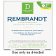 Save $5.00  when you buy any one (1) REMBRANDT® 2-Hour Whitening Kit