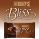 SAVE $1.00 on one (1) new HERSHEY'S BLISS® Dark Chocolate with Caramel