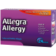 SAVE $4.00 on any one (1) ALLEGRA® Allergy 30ct or  higher, ALLEGRA-D® 24hr 10ct or higher or ALLEGRA-D® 12hr 20ct or higher