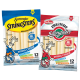 Save $3.00<br /> On ANY TWO Sorrento or Precious Stringsters or Sticksters Snack Cheeses 10 oz or larger