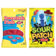 Save $1.00 on any TWO (2) Packages of SOUR PATCH Kids or SWEDISH FISH Candy (6.35 oz. or larger, any variety)